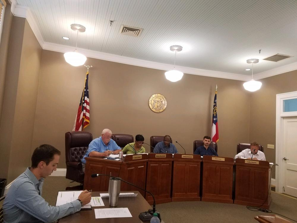 Charlton County Commission votes to support mining near the Okefenokee Wildlife Refuge