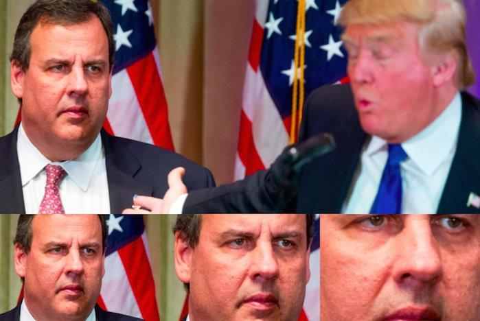 Trump and Christie: foes, frenemies, or something else?