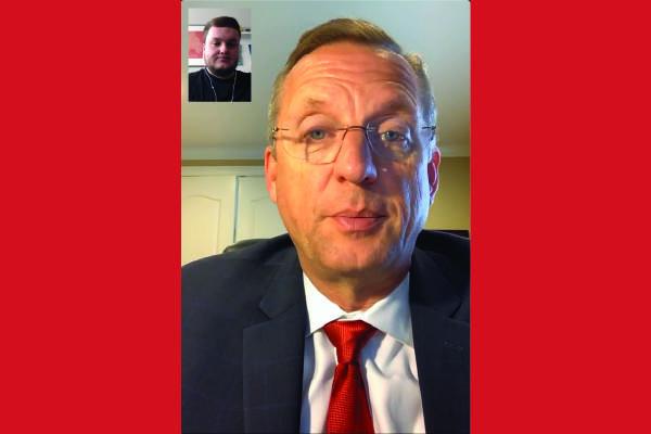 Rep. Doug Collins (R-Gainesville) discusses coronavirus in Georgia.