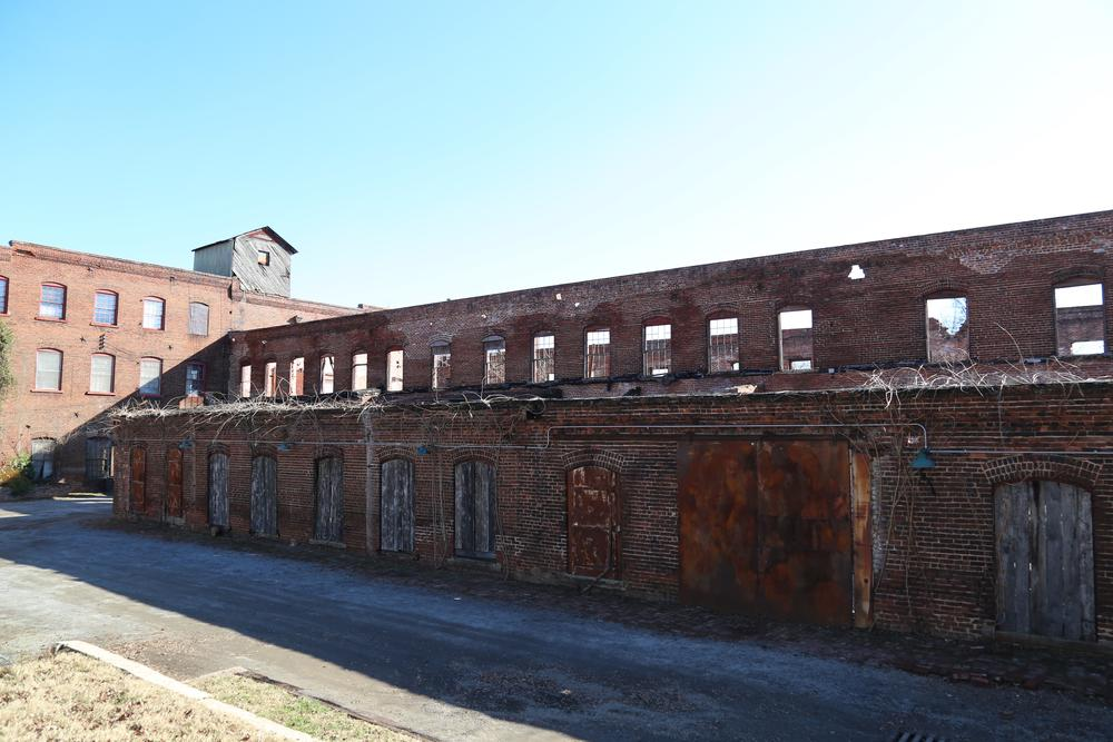 Most of the buildings currently on the property will be refurbished and preserved, even with the expansion.