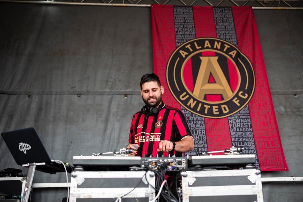 DJ EU was voted Atlanta's best DJ in 2018, 2019.