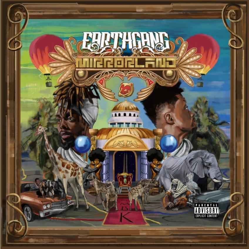 Mirrorland, EarthGang's highly anticipated debut album, is set for release on Friday, September 6, 2019.