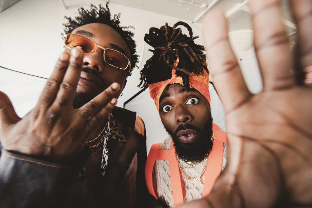 Olu and WowGr8 pay homage to Atlanta and the giants that came before them on the new album.