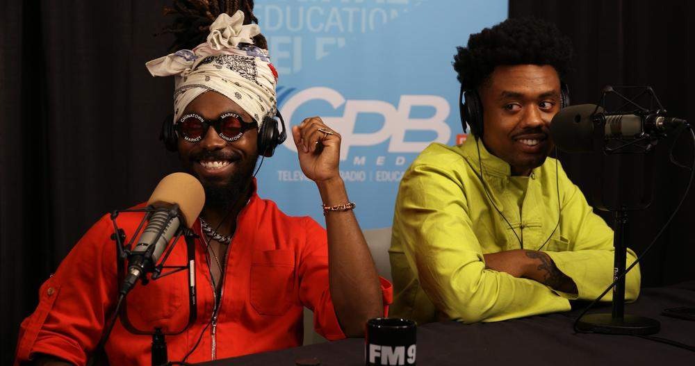 Olu and WowGr8, the pair behind the hip-hop duo EarthGang, joined On Second Thought to discuss their inspirations, perspectives and their new album Mirrorland.