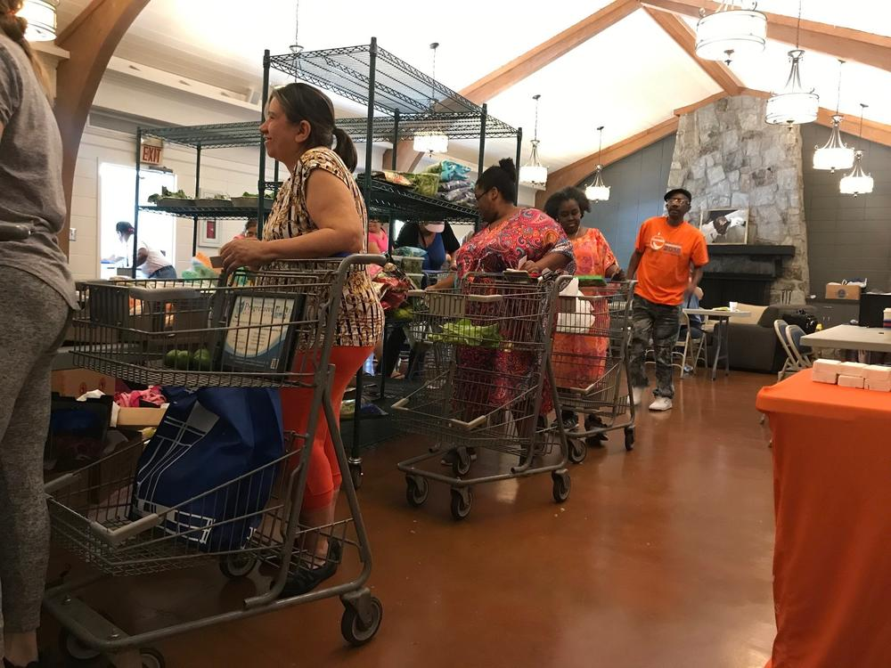 Families and metro Atlanta residents shop at Malachi's Storehouse in Dunwoody.