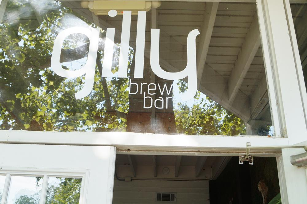 The Gilly Brew Bar in Stone Mountain.