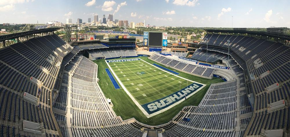 Georgia State Stadium will play host to eight high school football championship games this year.