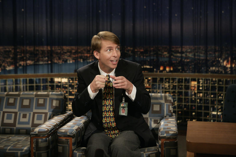 Actor Jack McBrayer, who grew up in Macon, will be presenting