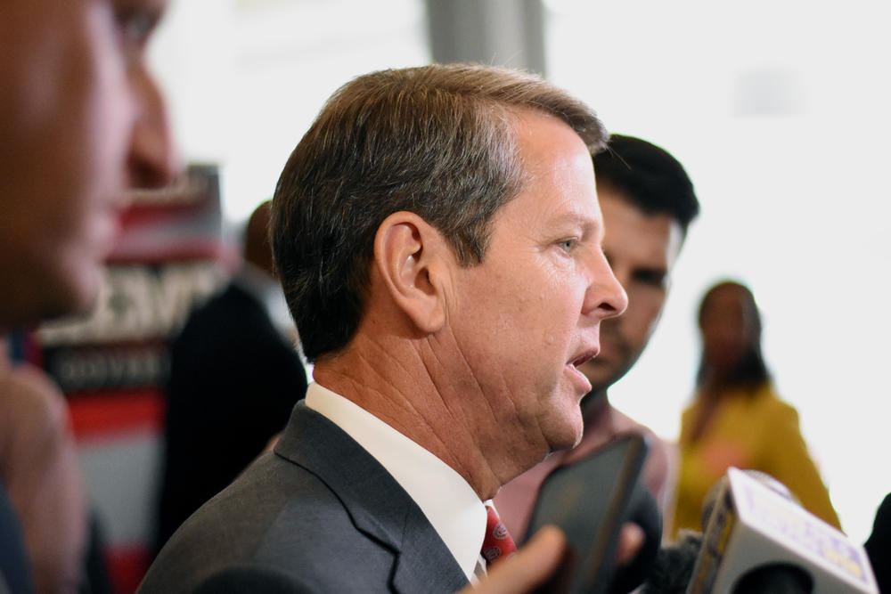 Governor Kemp announced the second of two healthcare waiver proposals to increase coverage on Monday.
