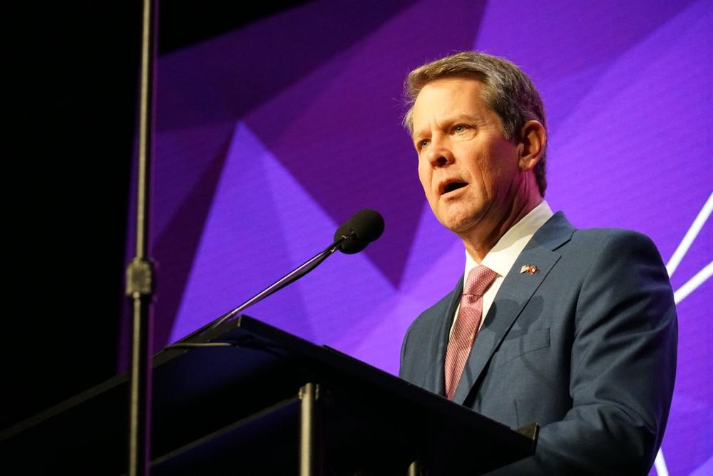 Gov. Brian Kemp took part in a bipartisan roundtable of governors, U.S. Secretary of Labor Alex Acosta, President Donald J. Trump and other administration officials Thursday.