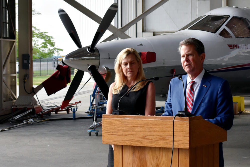 Gov. Brian Kemp has signed the record-breaking $27.5 billion budget for fiscal year 2020, which begins July 1.