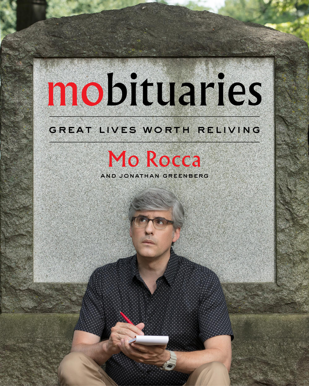 "His new book, Mobituaries: Great Lives Worth Reliving, pulls together and expands upon ""Mobits"" of disappeared sitcom characters, forgotten forerunners, ran politicians and extinct artifacts."