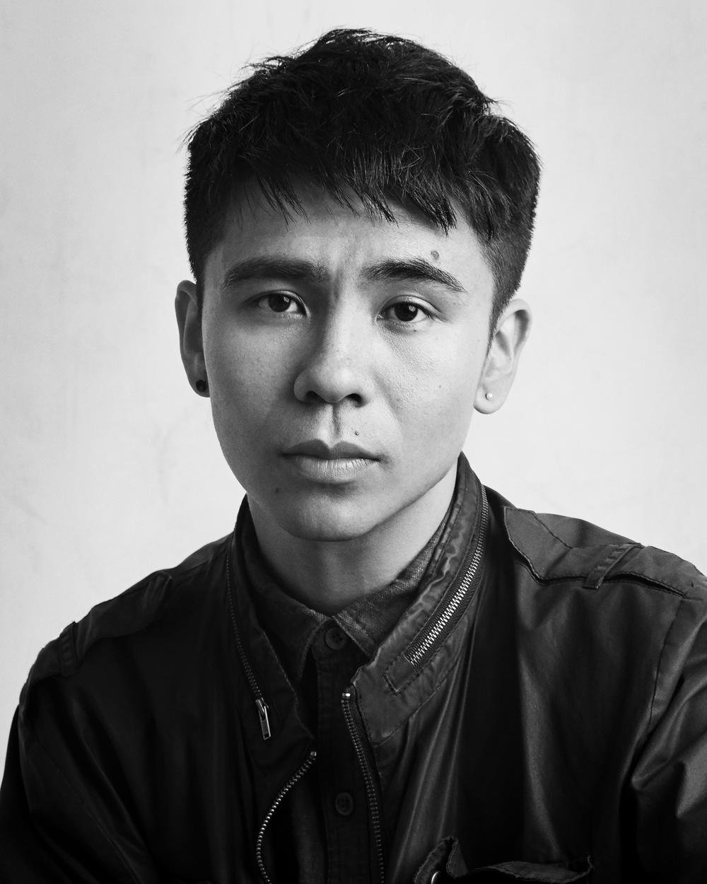 Author Ocean Vuong