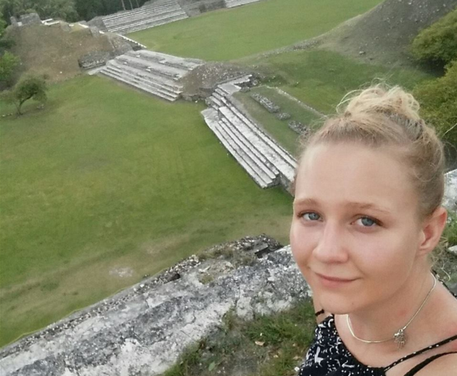 Government contractor Reality Leigh Winner has been charged in federal court with leaking a classified report containing top-secret information to a news organization.