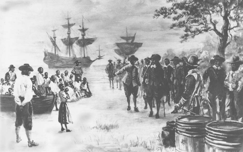 The first Africans were brought to America in 1619, as they were forced into slavery, they turned to Negro spirituals as they worked.