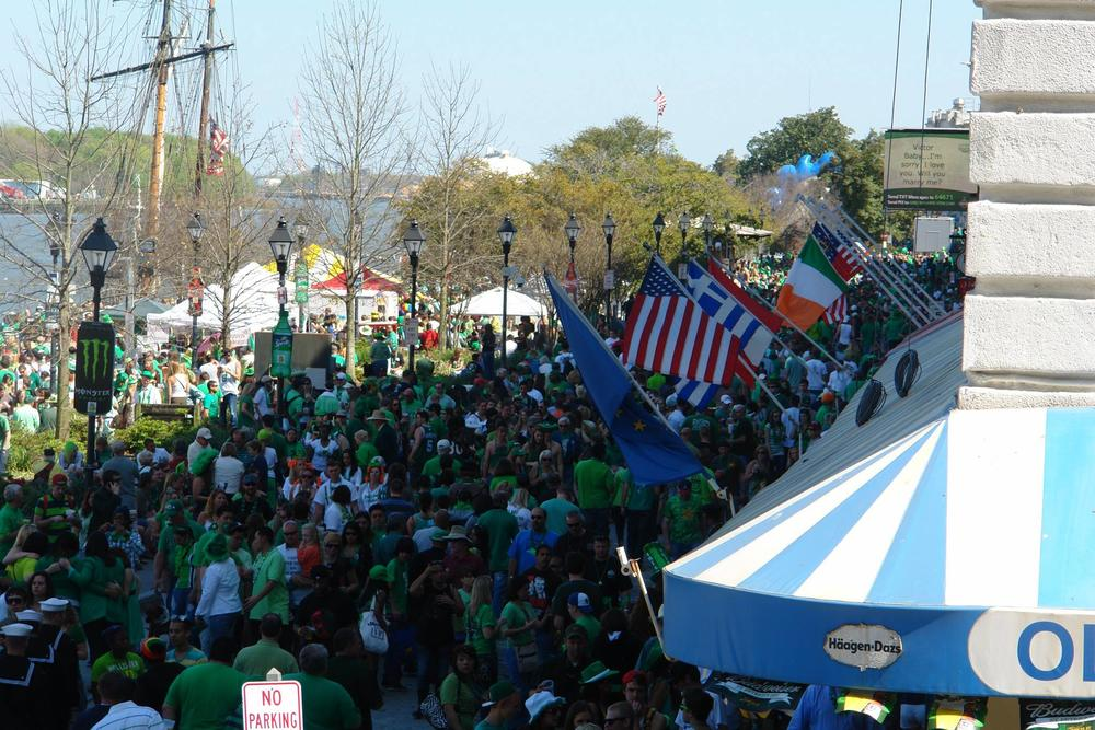 The City of Savannah has canceled its St. Patrick's Day parade, which draws large crowds annually, in light of the coronavirus.