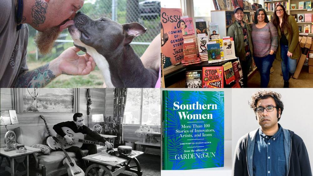 "From pitbulls to political humor, here are five stories from the ""On Second Thought"" archives to start your week right."