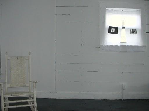 "Still from ""Recalling Row Houses"" sound installation at Project Row Houses, 2002"