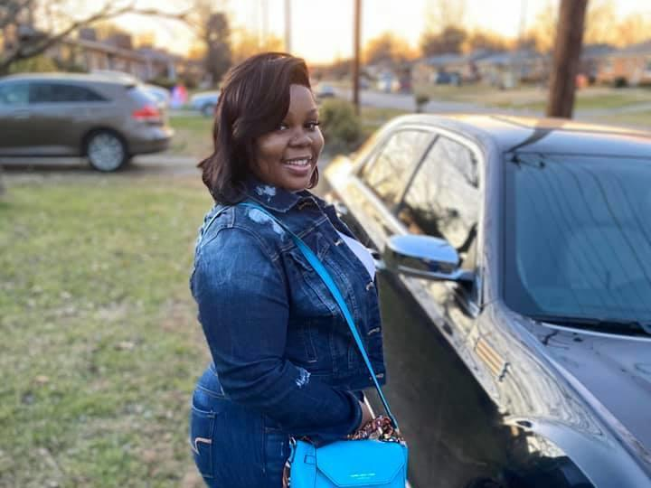 Emergency medical technician Breonna Taylor, 26, was shot and killed by police in her home in March. Her name and those of others have become rallying cries in protests against police brutality and social injustice.