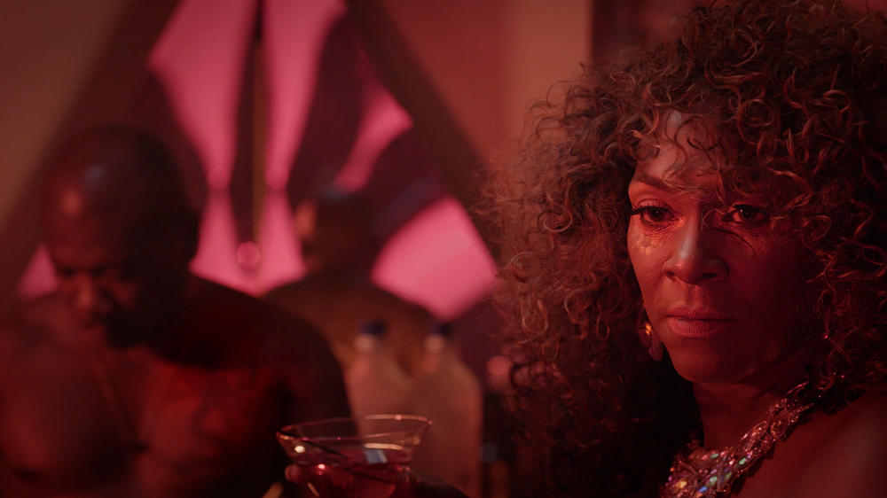 Tourmaline's 2017 short film <em>Atlantic is a Sea of Bones</em> follows performer Egypt LaBeija in the '80s, '90s and 2000s in New York City.