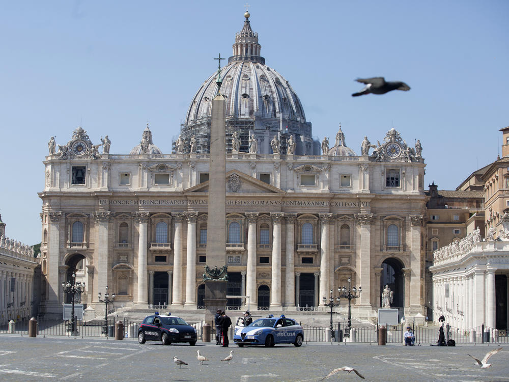 Two priests are going on trial in the Vatican court — one accused of sexually abusing an altar boy and the other charged with aiding and abetting the alleged abuse, which allegedly took place at the St. Pius X youth seminary. The seminary's residents are known as the