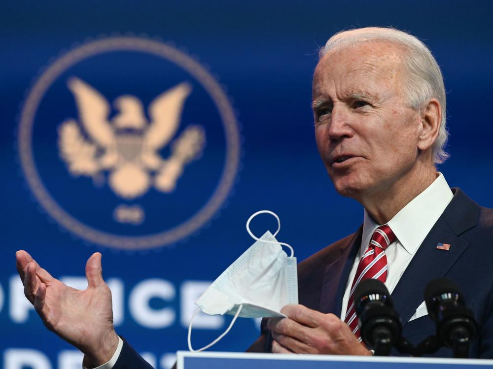 President-elect Joe Biden's 2020 vote total shatters the 2008 record of 69.5 million votes cast for Barack Obama.