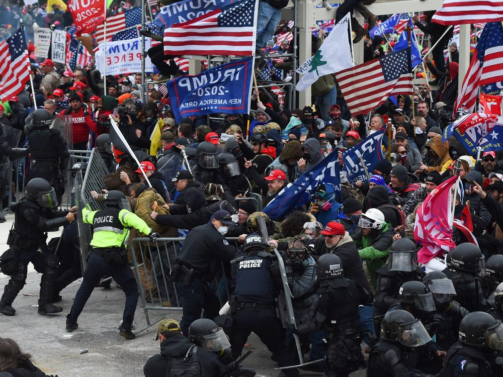 When law enforcement officials failed to anticipate that pro-Trump supporters would devolve into a violent mob, they fell victim to what one expert calls