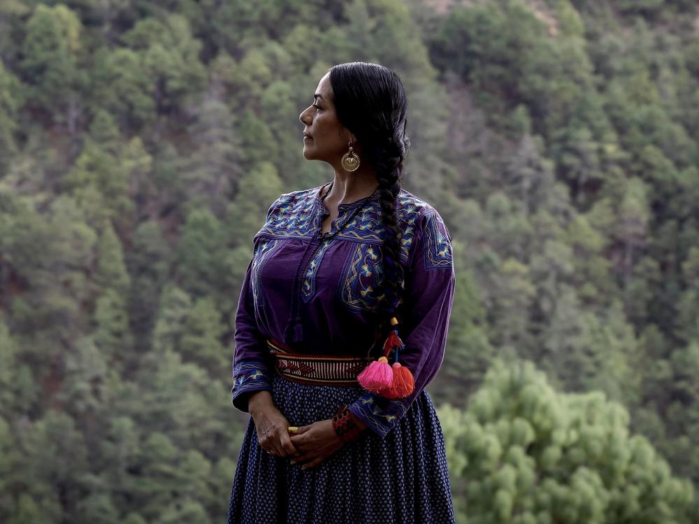 Lila Downs' song for the <em>Morning Edition</em> Song Project,
