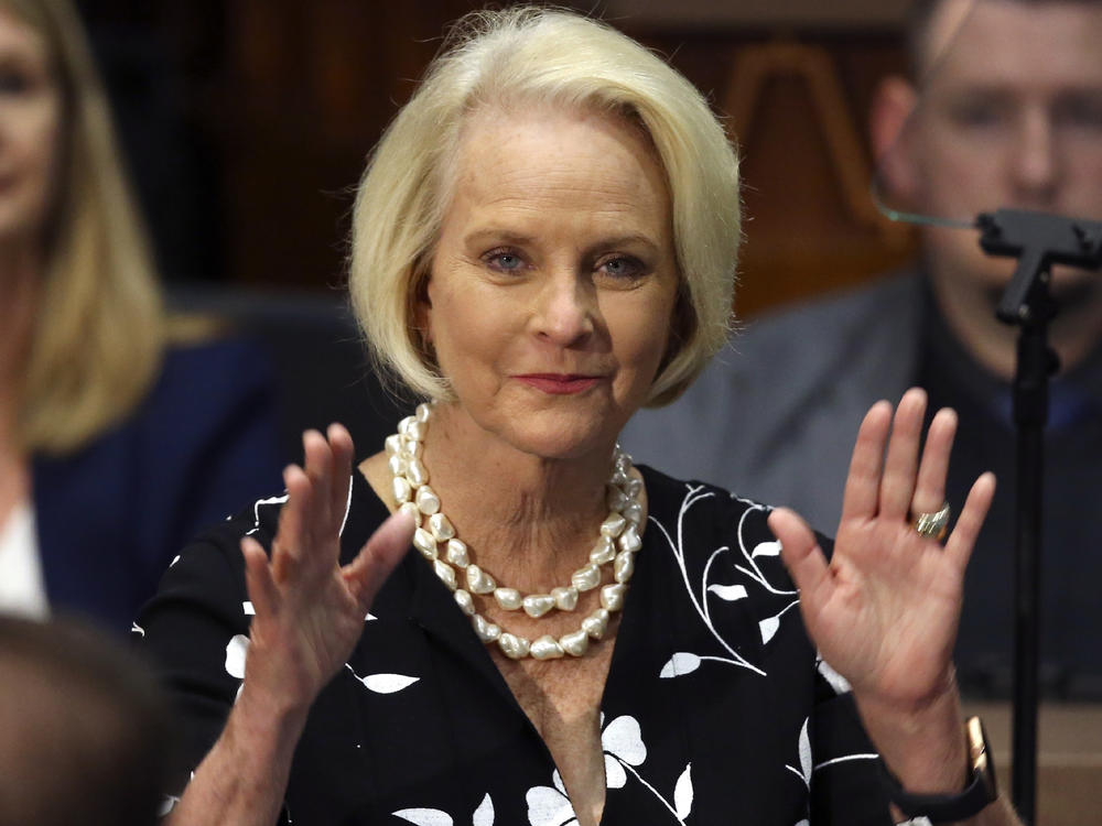 Arizona Republicans voted Saturday to censure Cindy McCain, widow of late Arizona Sen. John McCain, and two prominent GOP officials who have found themselves in disagreement with former President Donald Trump.