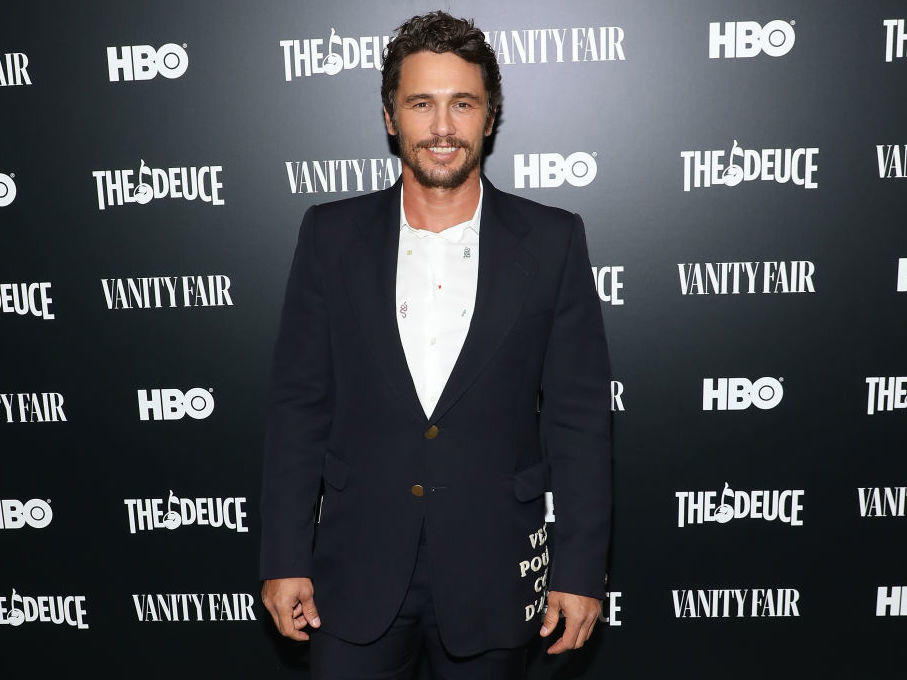 James Franco attends a special screening of the final season of
