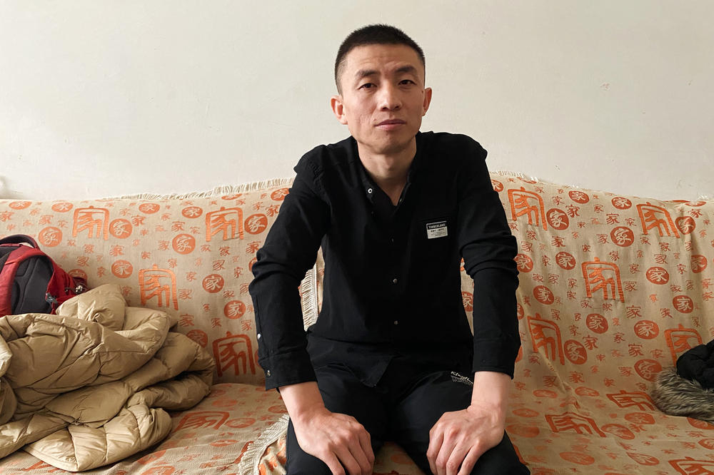 Zhang Ruqing served 4 1/2 years in prison for supposedly taking part in a brawl. He says he merely witnessed the fight, which broke out near the gas station where he worked.