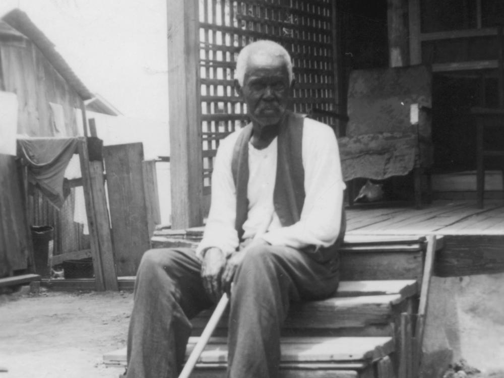 Former slave Felix Haywood, 92 years old when he was photographed in San Antonio in 1937, told an interviewer,