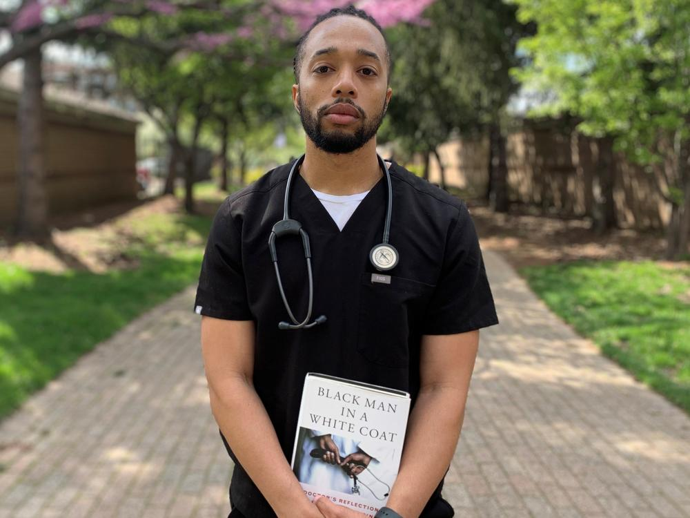 Jamel Hill, a fourth year medical student, confronted a stark reality when he went into medical school. But through the racial microaggressions, he also found mentors who guided him through the hardest times. He just matched in a physical medicine and rehabilitation residency at the University of Kentucky.