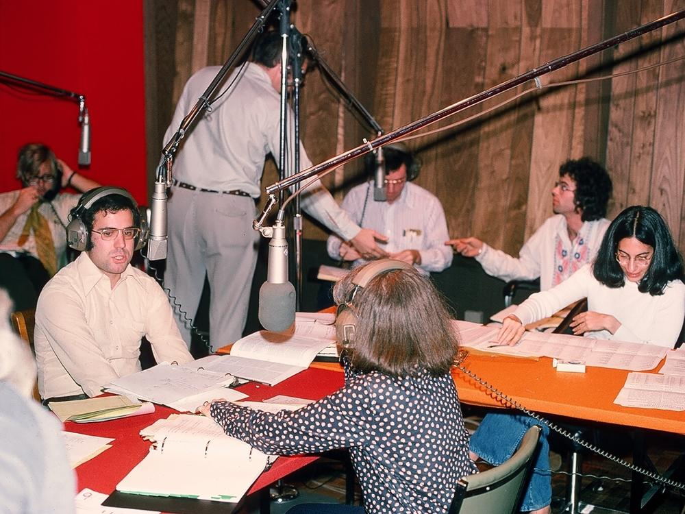 In 1971, NPR entered a shifting — yet limited — information landscape.