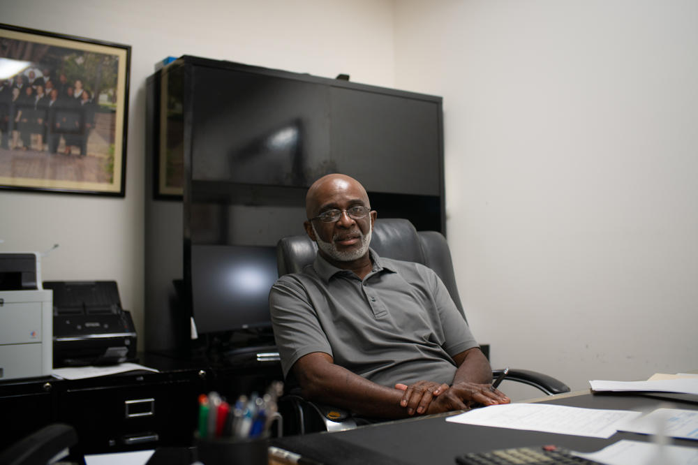 Mark Alston has built his lending practice on the hope of expanding access to homeownership for Black Americans. He says they have been systematically discriminated against by the real estate industry and government policy.