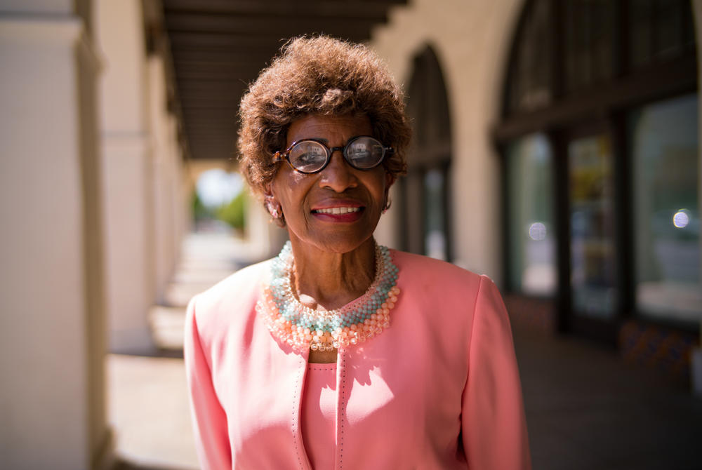 Rose Mayes is the executive director of the Fair Housing Council of Riverside County. Mayes remembers helping first-time homebuyers who were vulnerable to predatory subprime loans.