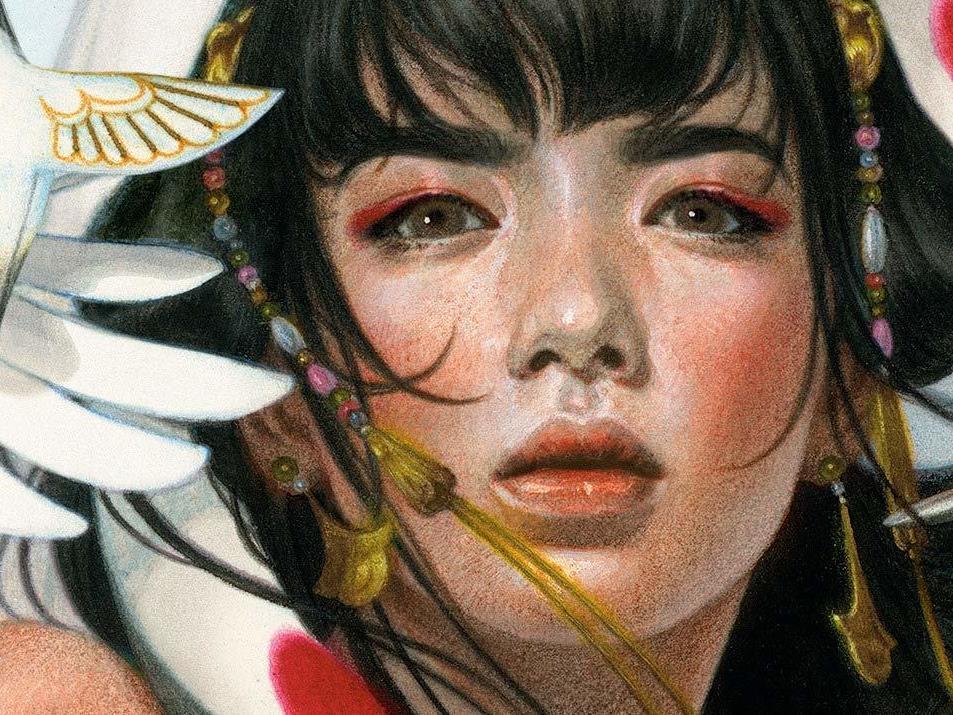 <em>Six Crimson Cranes</em>, by Elizabeth Lim