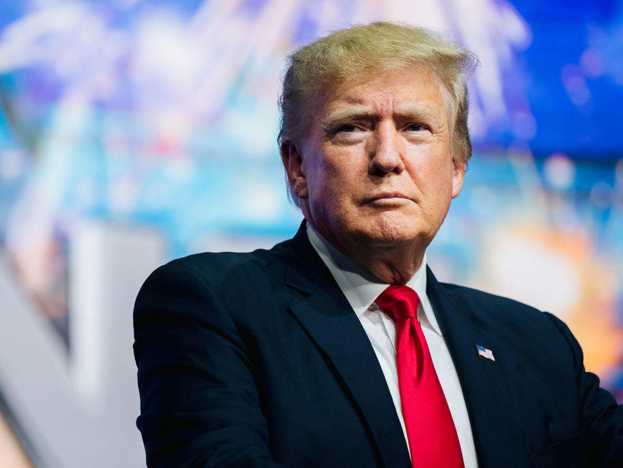 President Donald Trump pressured his Justice Department to declare that the presidential election was corrupt during a December 2020 call, according to newly released notes.