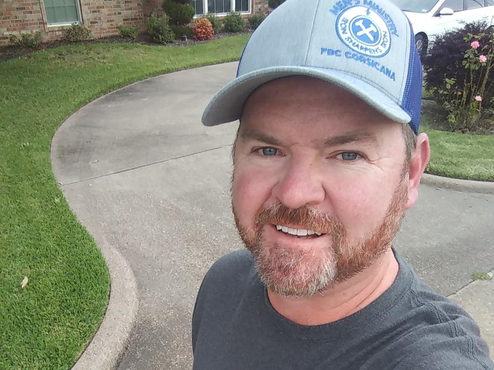 Danny Reeves, senior pastor at First Baptist Corsicana in Texas, plans to share his experience with COVID-19 with his congregation and encourage everyone who's eligible to get vaccinated.