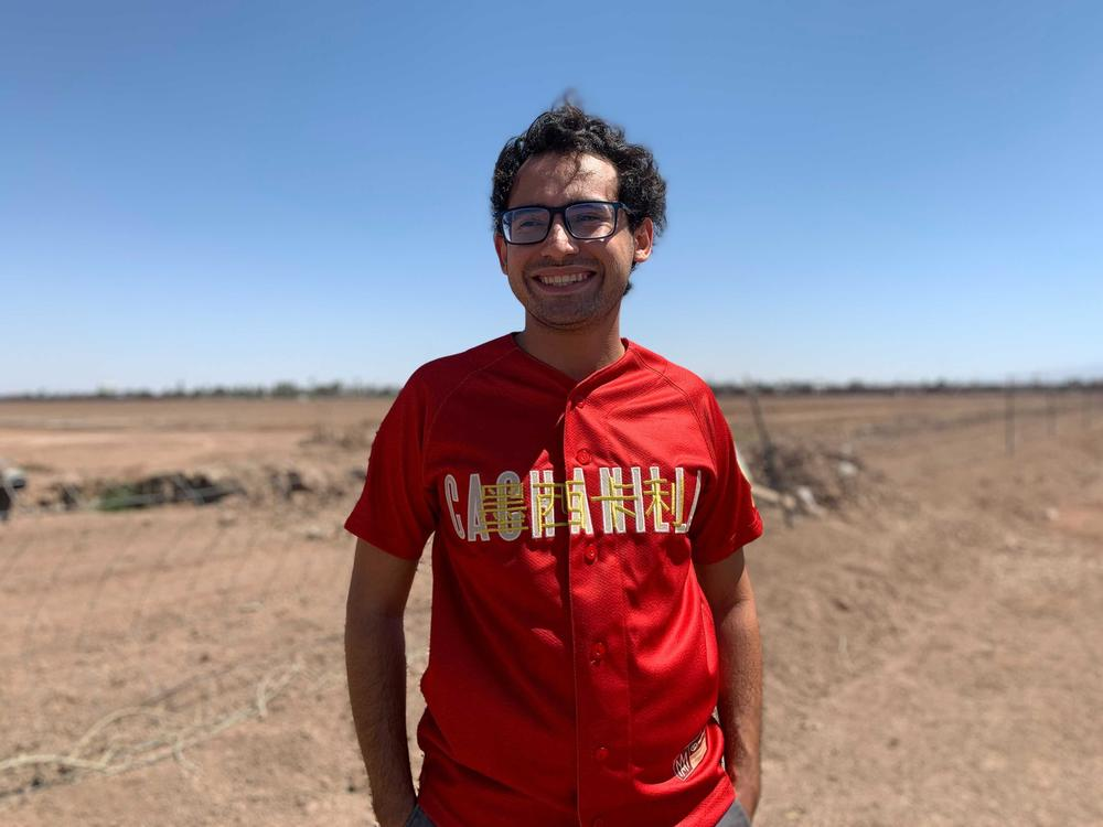 In 2020, Raúl Ureña won a seat on the Calexico, Calif., City Council with a progressive grassroots campaign. But political shifts along the state's southern border offer some warning signs for Democrats that could spell trouble for Gov. Gavin Newsom in next week's recall election.