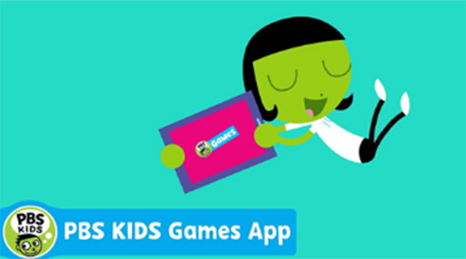 PBS Kids Games App
