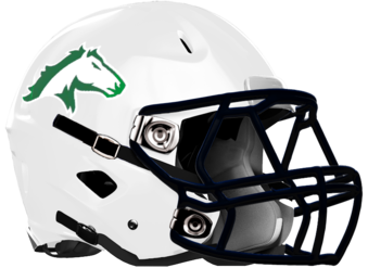 Kennesaw Mountain High Helmet Right