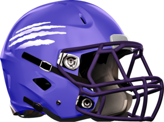 Trinity Christian High Helmet Right