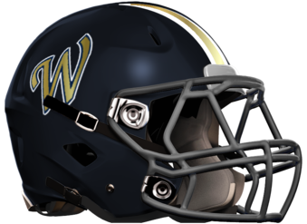 Whitefield Academy Helmet Right