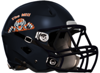 Mundy's Mill High Helmet Right