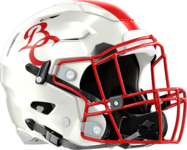 Brooks County High Helmet Right