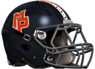 Mt. Pisgah Christian High School Helmet Right
