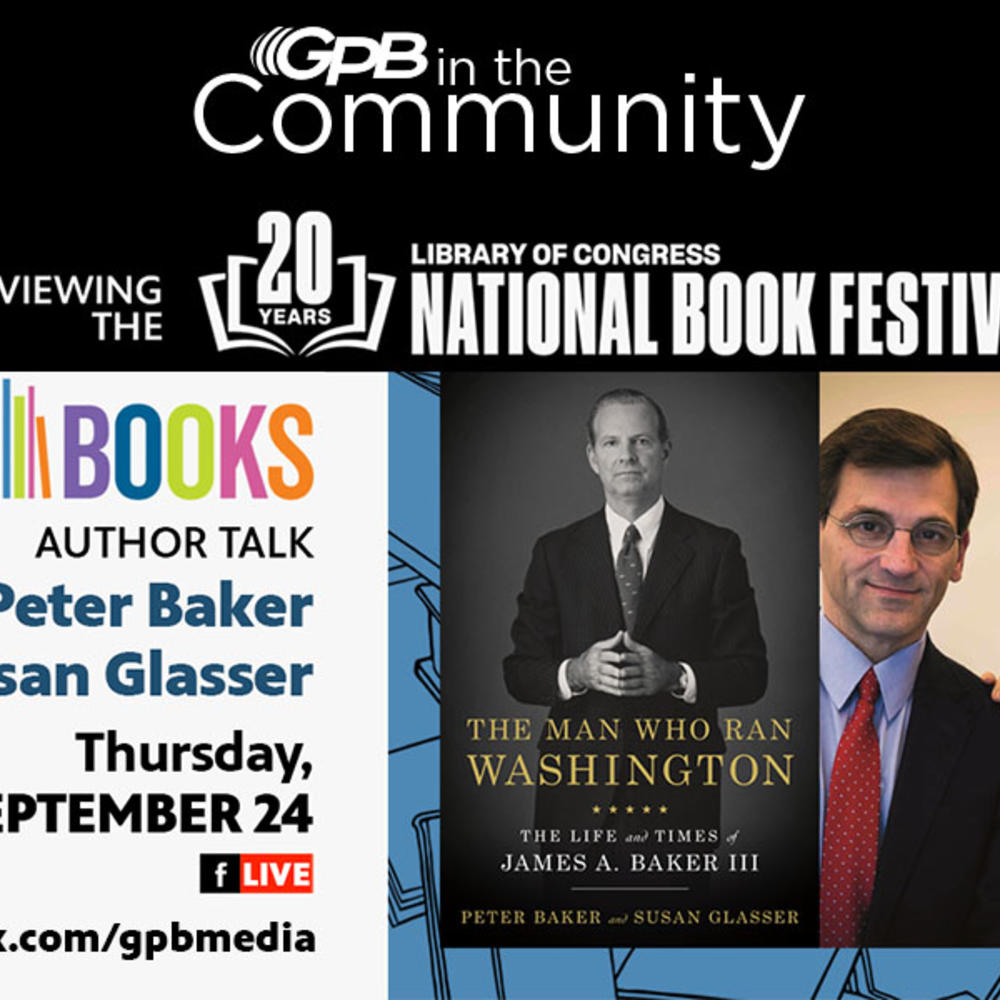 Library of Congress National Book Festival Preview: Author Talk with Peter Baker and Susan Glasser