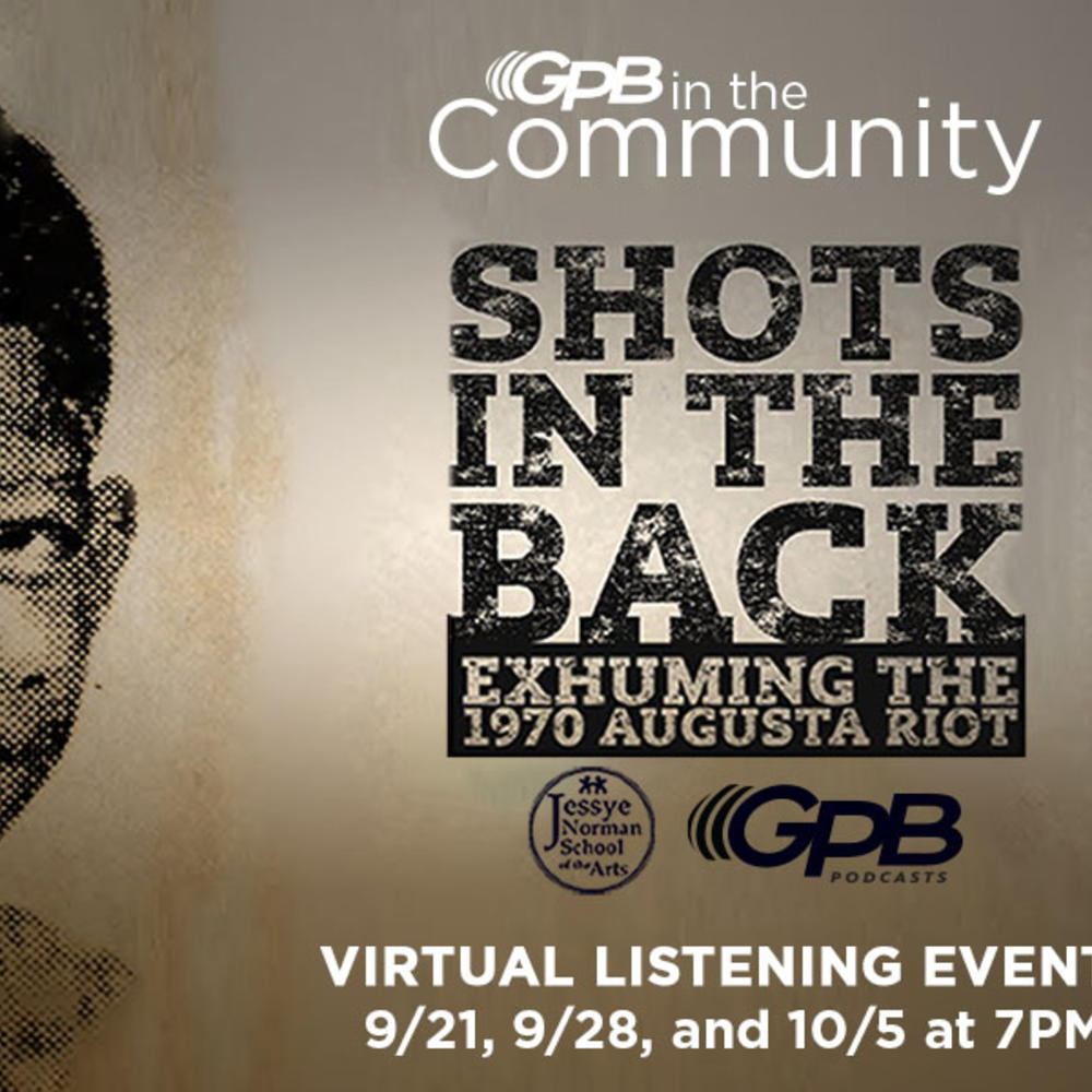 Shots in the Back Virtual Listening Event: The Riot Happens