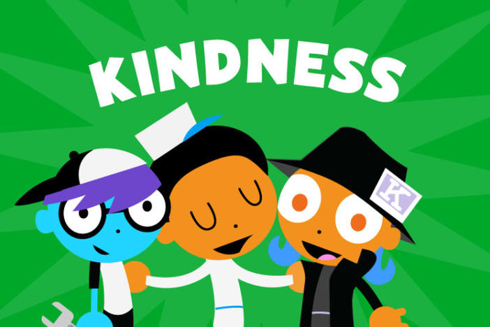 PBS KIDS Teaching Kindness